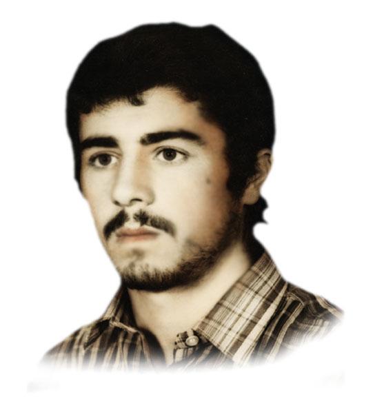 شهید احمد زارع بیدکی